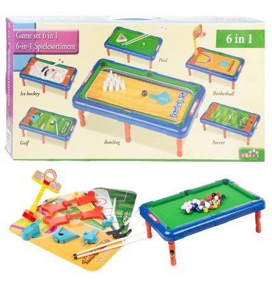 Game set 6in1 [723808]