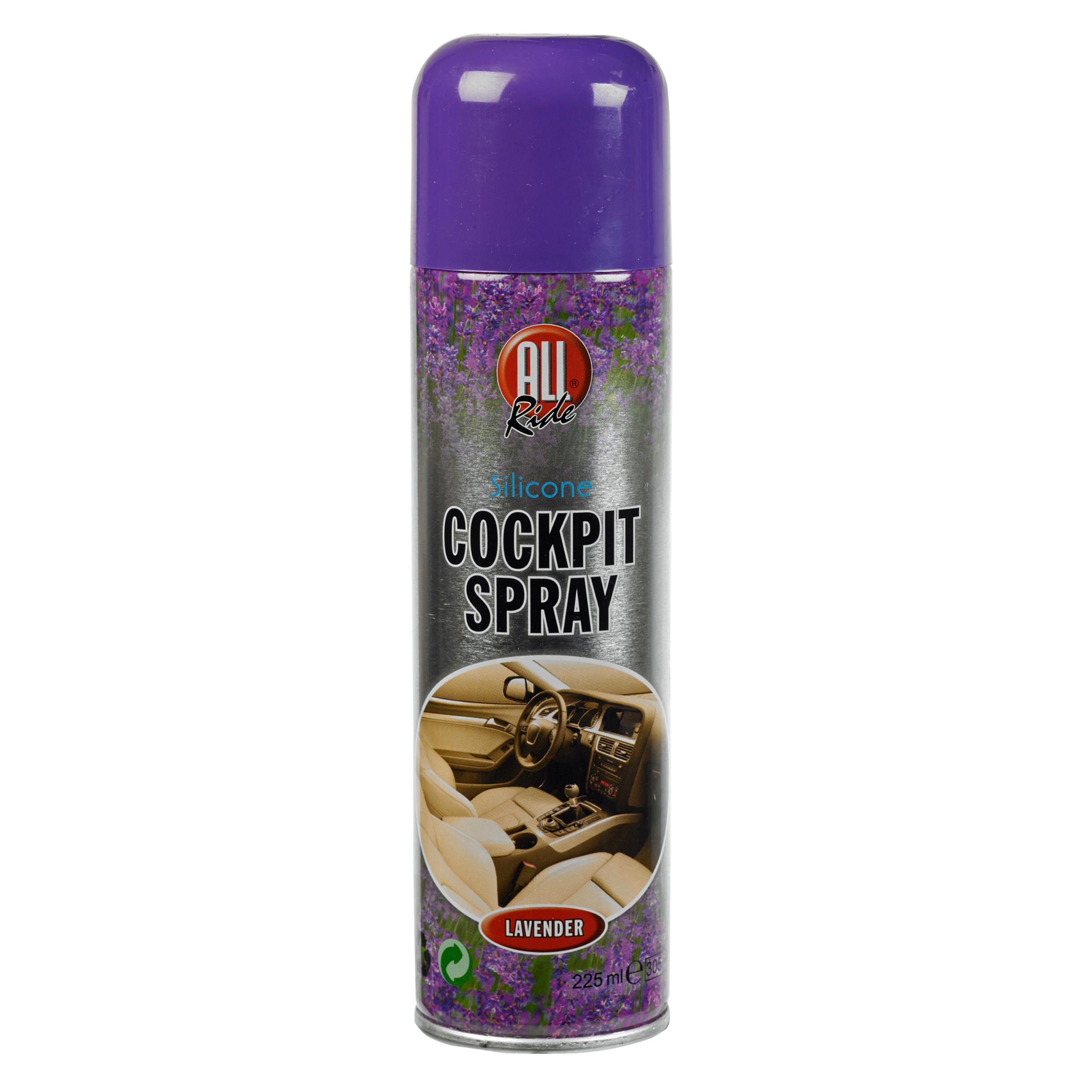 225ml scented silicone cockpit spray car valeting interior cleaner dashboard ebay