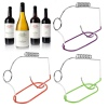 Wire Wine bottle holder [539058]