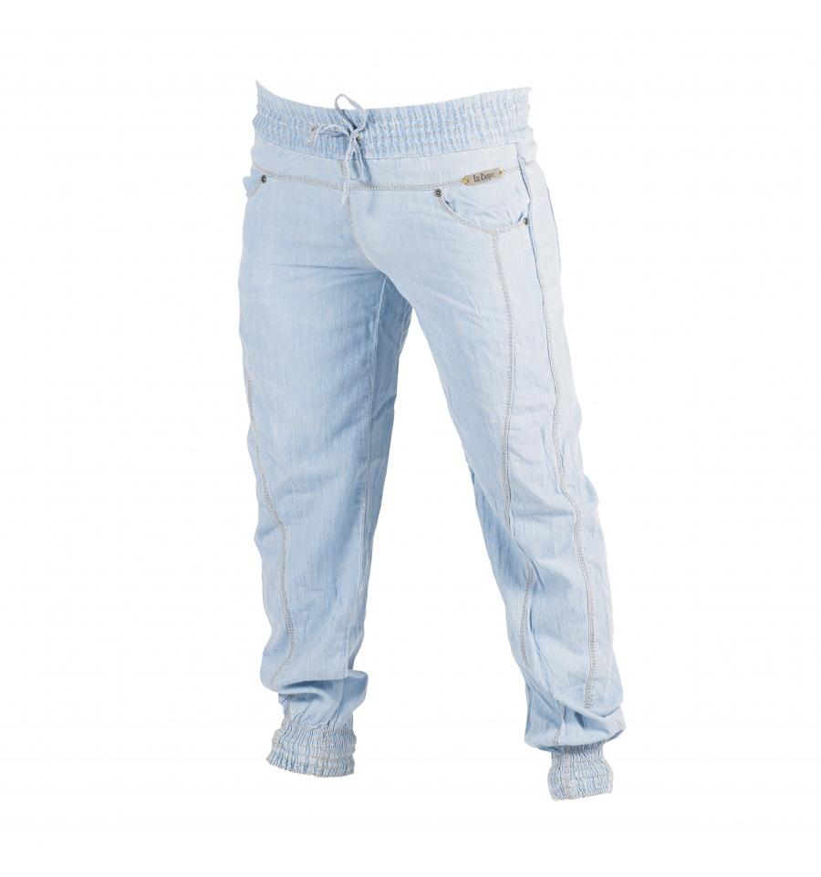 490c07f5 Lee Cooper Jeans - Ladies Cuffed, Light Blue [AL9121]
