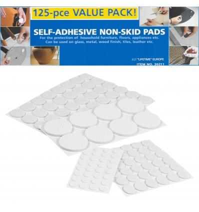 125pcs Self Adhesive Non Skid Pads 352114