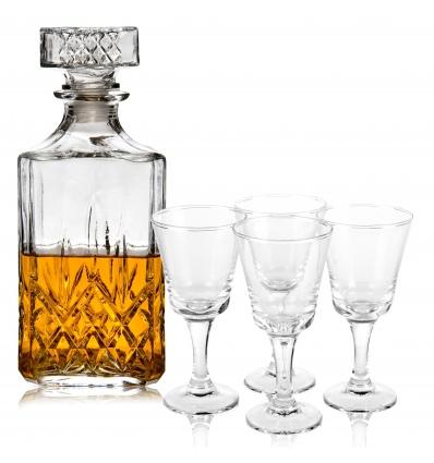 Liqueur Glasses & Decanter Set [153230]