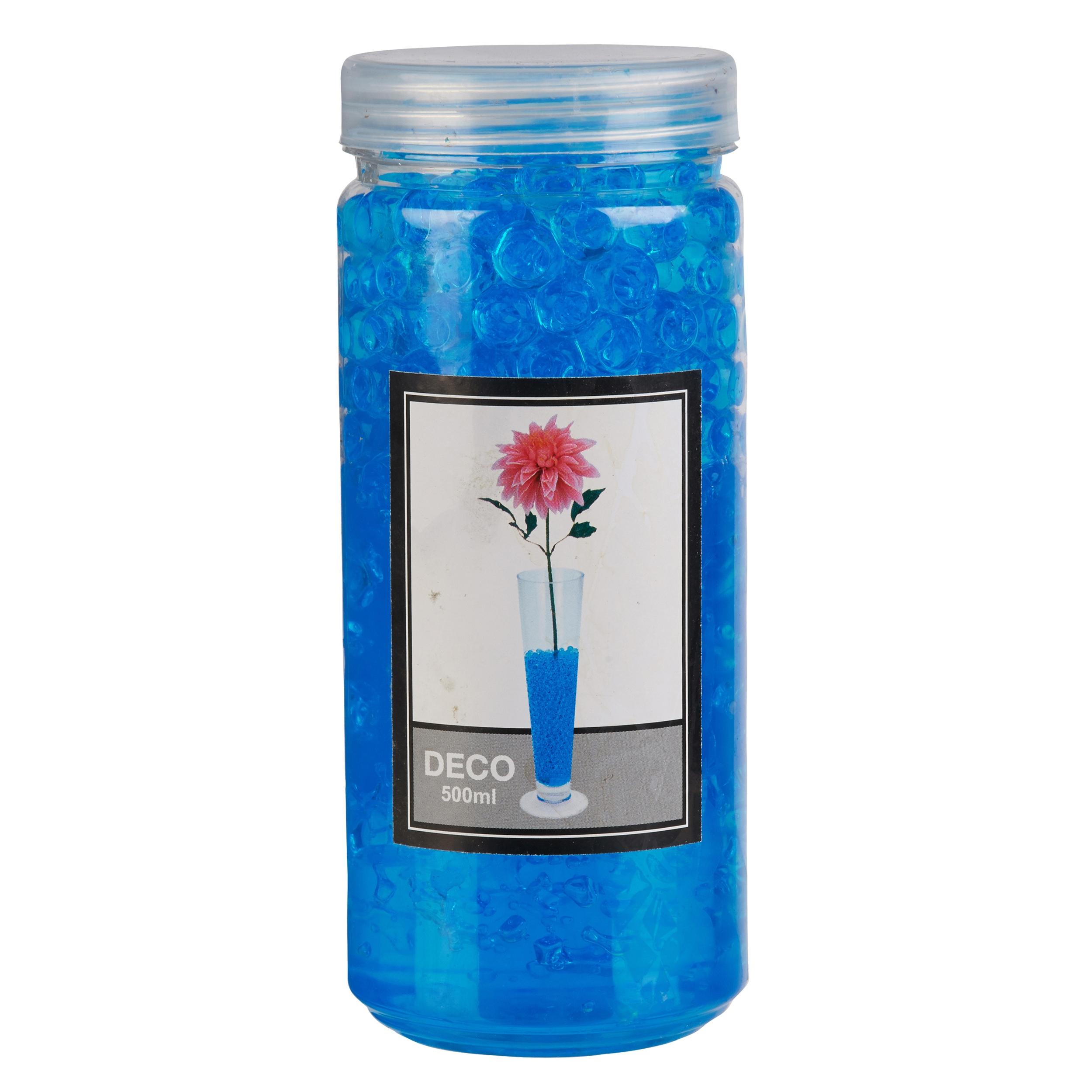 dekorativ hydro gel wasser perlen hochzeit kerze vasen f ller blumenmuster deko ebay. Black Bedroom Furniture Sets. Home Design Ideas