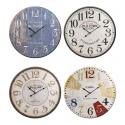 60cm Round Shabby Wall Clocks [040336]