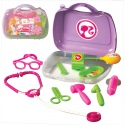 Barbie Doctor Set In Carry Case