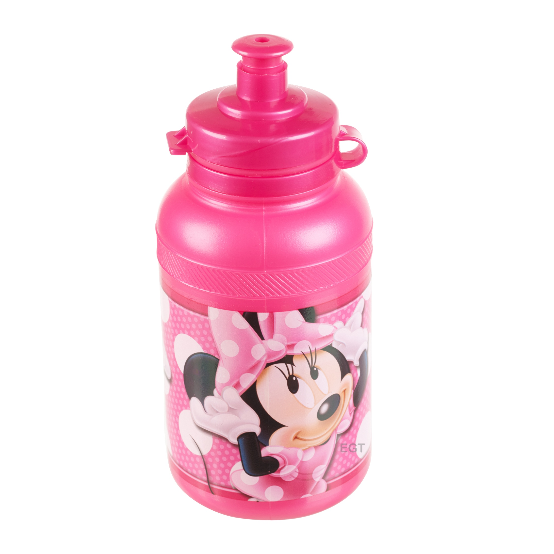 Cleaning Sports Bottle Lids: Kids 400ml Disney Non Drip Spill Sports Pull Top Lid
