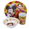 Kids 3pc Melamine Breakfast Set [002775]