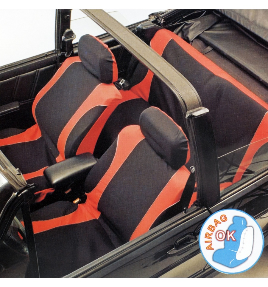All Ride 10pc Seat Cover And Mat Set