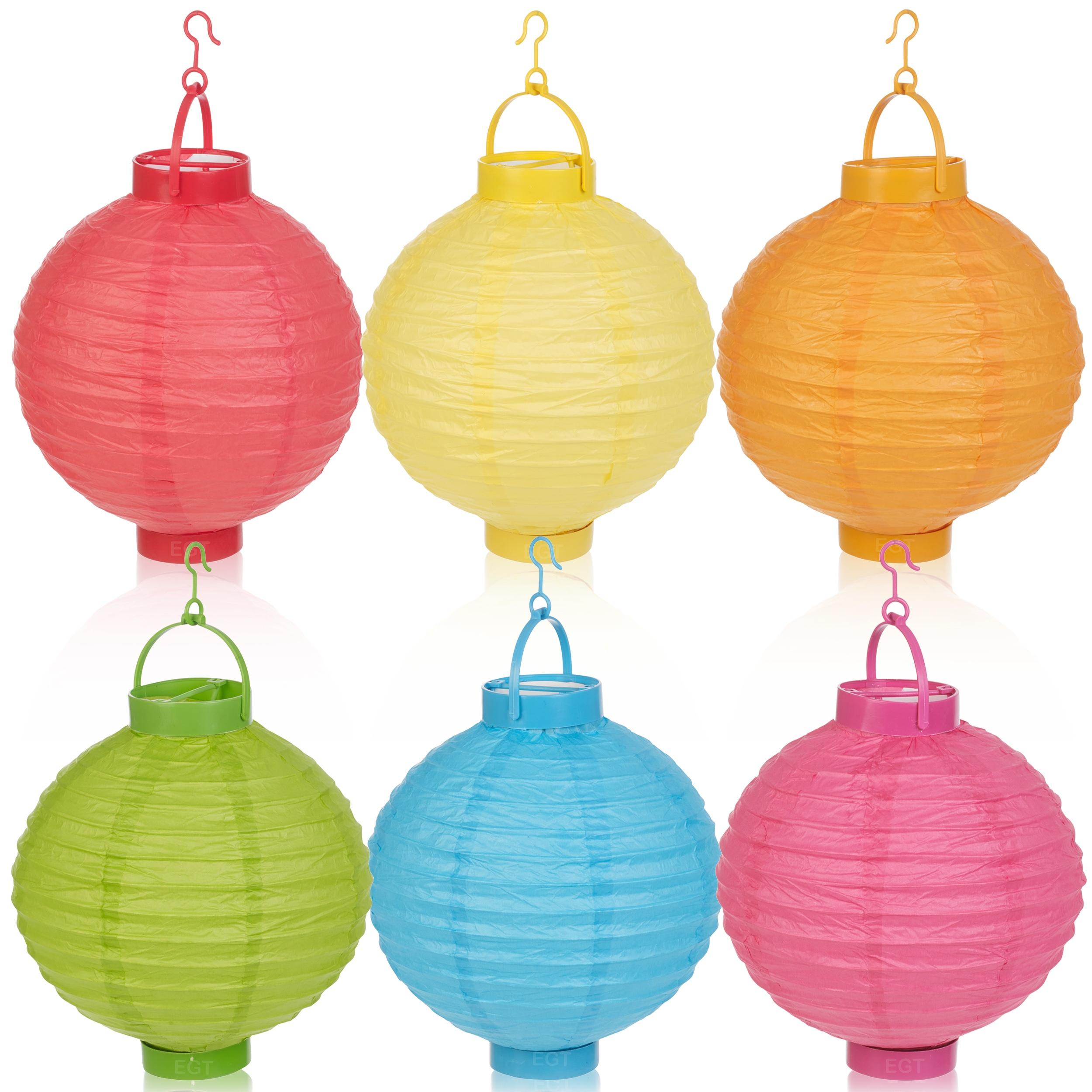 hanging chinese led light paper lantern party wedding xmas decoration. Black Bedroom Furniture Sets. Home Design Ideas