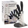 Knife Set & Stand 5pc [534367]