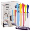 Knife Set 6pc Coloured [793306]