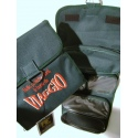 Viaggio Designer Mens Army Wash Bag (Camo Green)