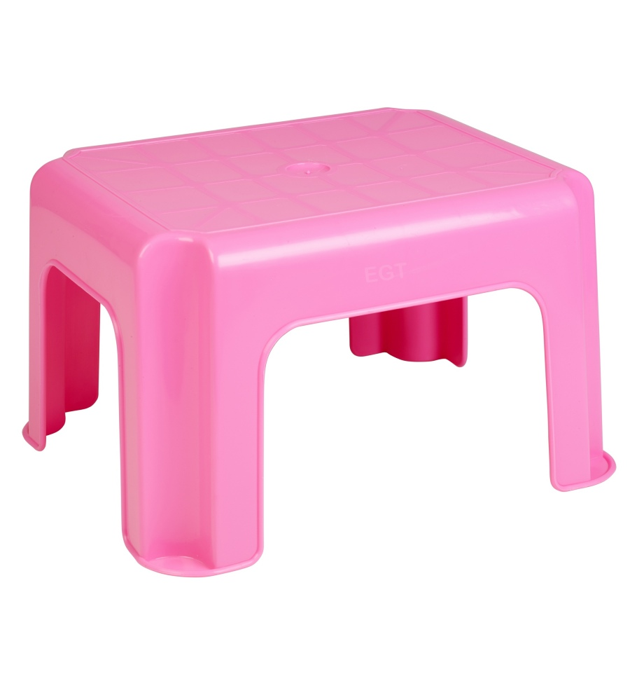 Plastic Step Foot Stool 335524