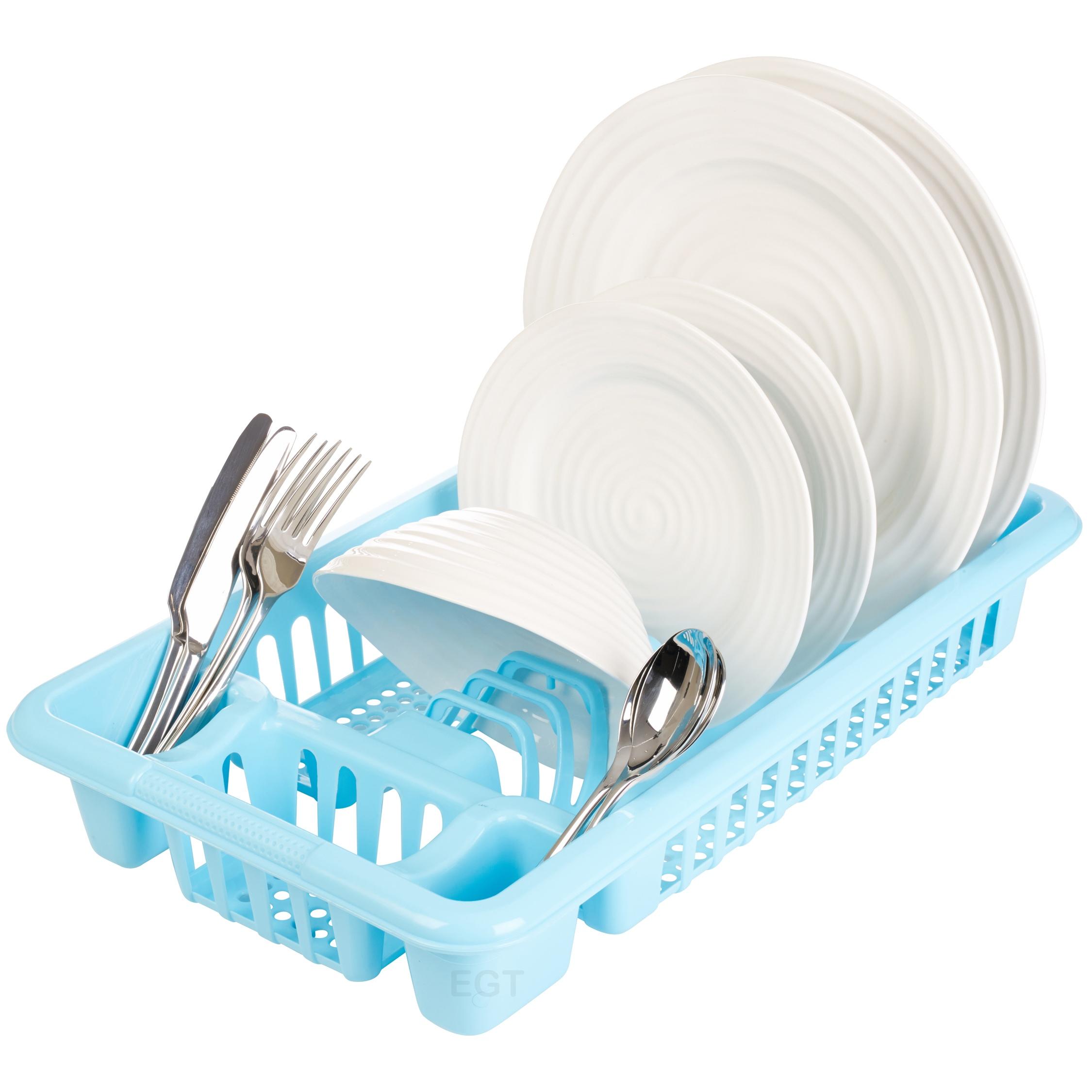 plastique assiette plat ustensile plateau vier cuisine gouttoir vaisselle ebay. Black Bedroom Furniture Sets. Home Design Ideas