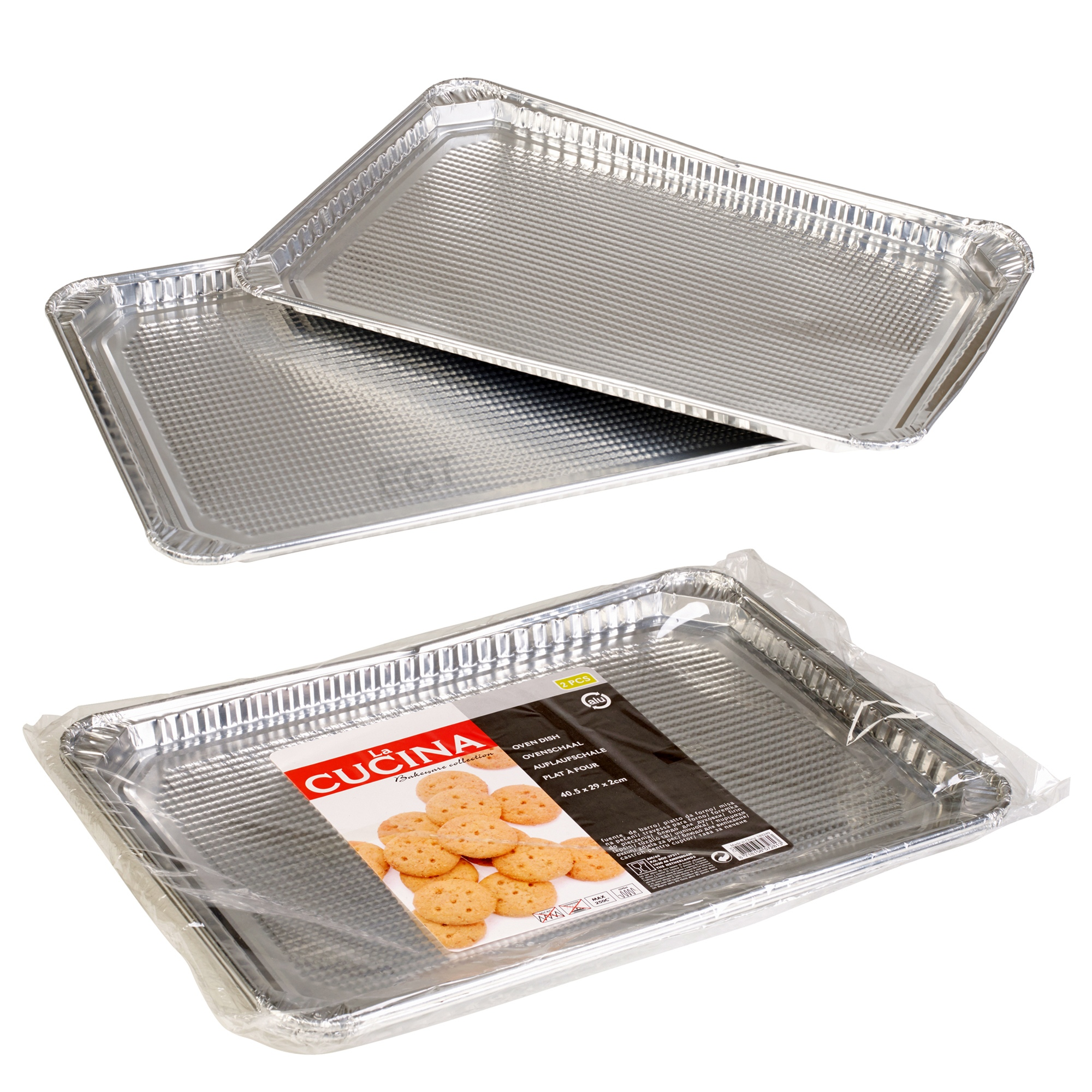 "16"" High Grade Aluminium Disposable Foil Oven Baking ..."