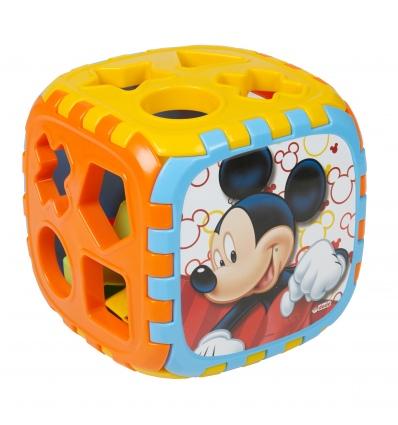 Disney Shape Sorter Cube