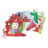 Giftbag Medium Santa [670762]