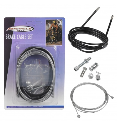 Universal Bicycle Drum Brake Cable Set [843186]