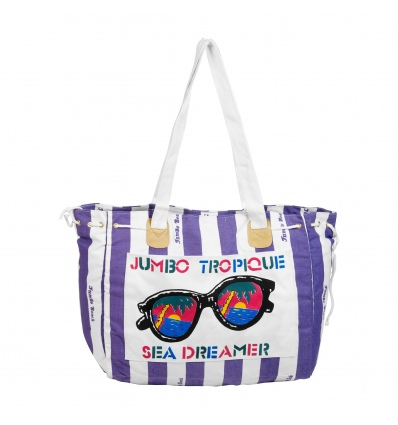 Beach Shopper Stripes [2056SNS]