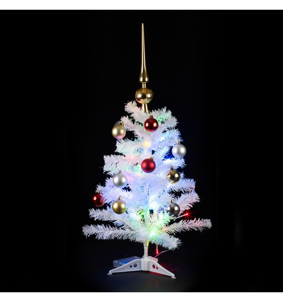Faux Christmas Tree Decoration Bundle