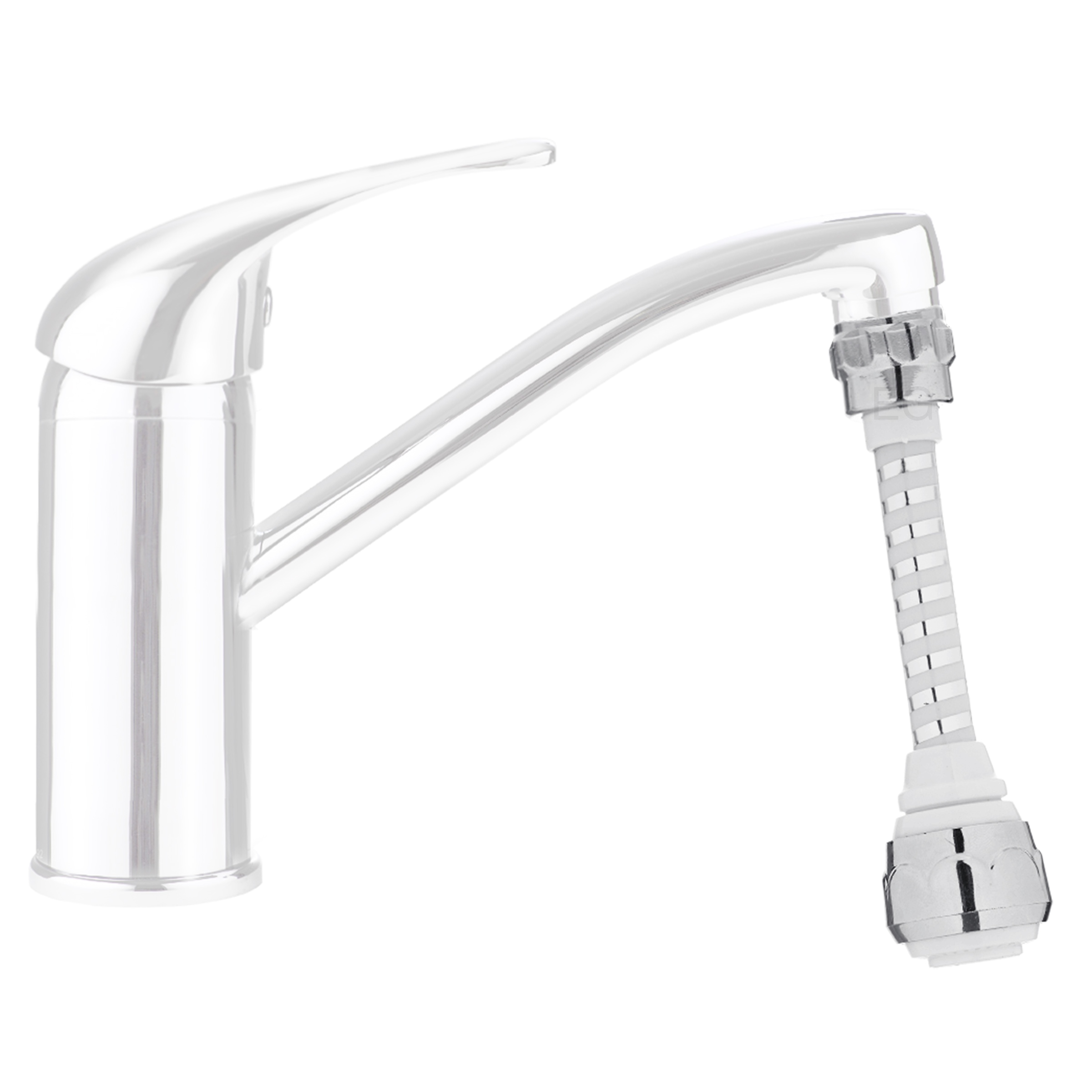 Water Saving Kitchen Tap Aerator Hose Adjustable Faucet Adapter