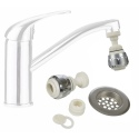Watersaver 360° Aerator Set with Sink Filter [382208]