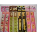 Set of 12 - 30cm Ruler, 4 each Barbie, Muppet & Witch