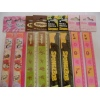 """JOBLOT 12 X BARBIE, MUPPET & WITCH 30cm 12 RULERS NEW"""""""