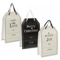 Christmas Paper Bag Hangtag [681218]