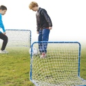 Set of 2 Kids Football Goals [423197]