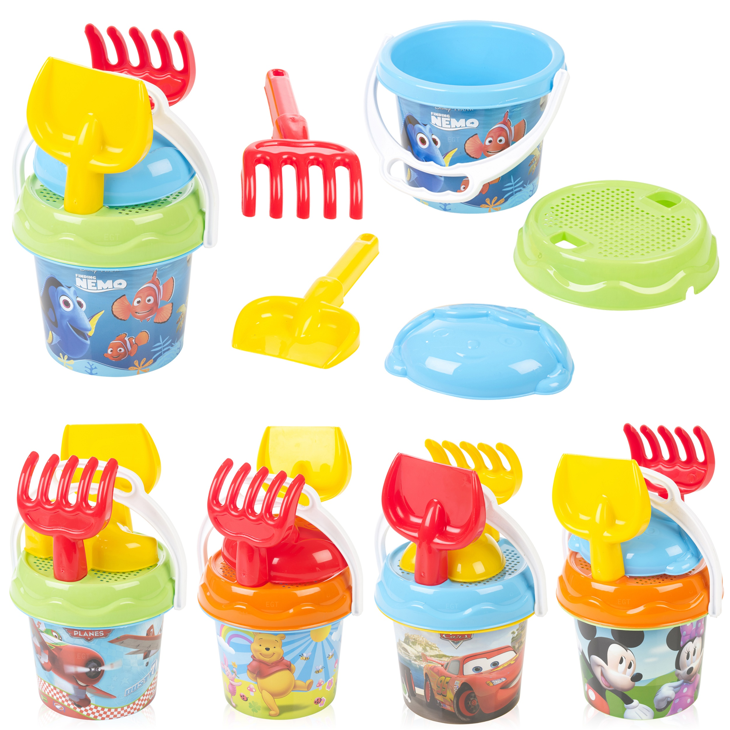 Seaside Bucket Toys & Games