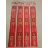 JOBLOT 12 X BARBIE 30cm 12 RULERS FOR PARTY BAGS...NEW""