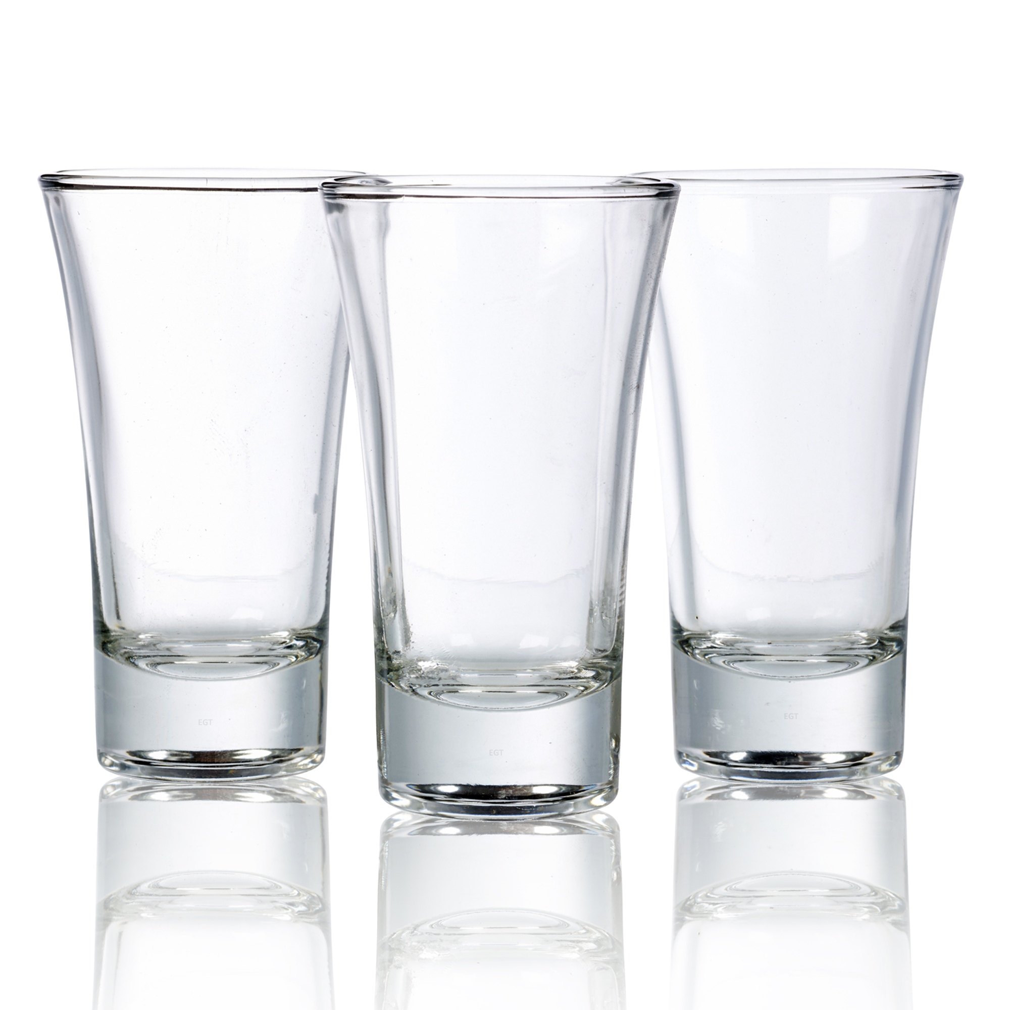 Double Lined Drinking Glasses