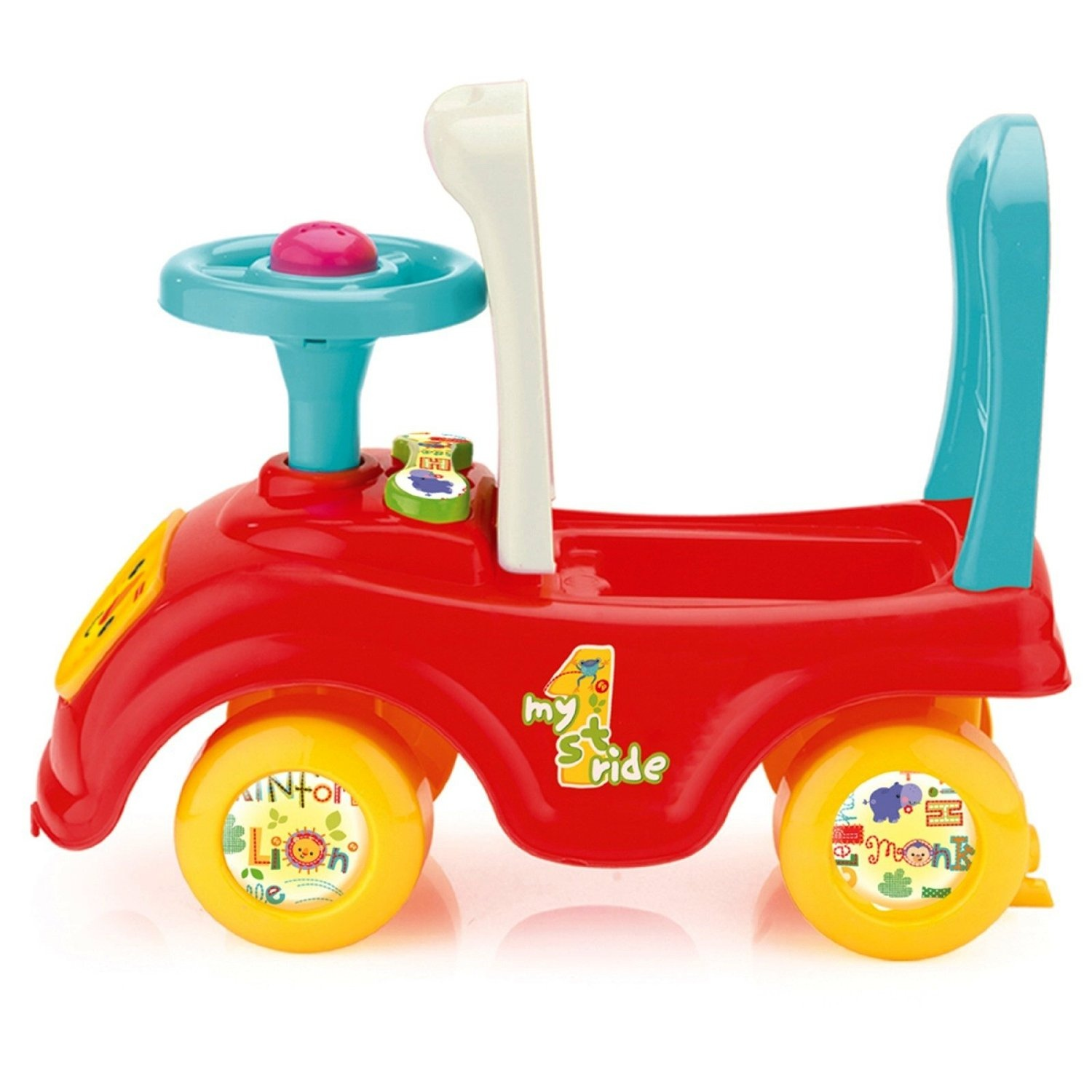 Fisher Price My First Ride On Push Along Toy Cars Boys