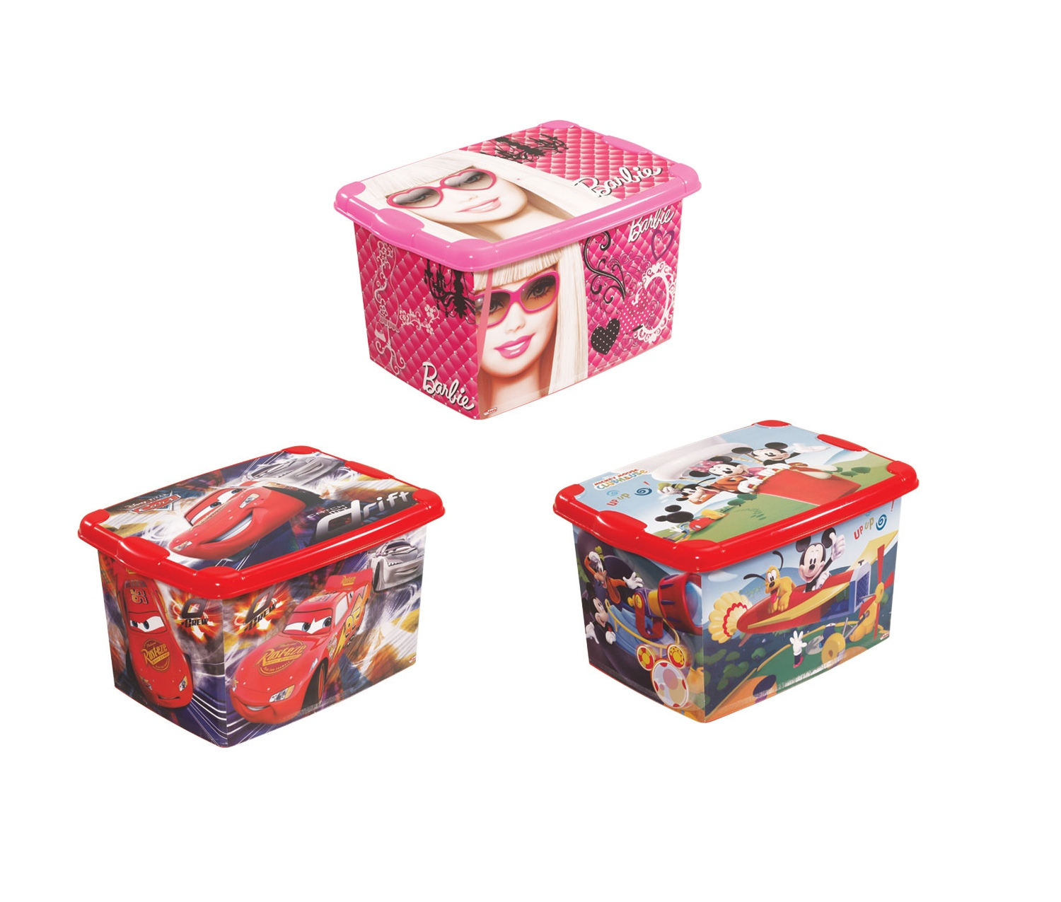 Toy Organizers: Toy organizers are slightly different from toy boxes but serve the same purpose for kids' storage. Rather than a standard toy box that opens from the top, organizers usually take the place of boxes or bins on shelves.