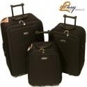 Sovereign Lightweight Suitcase - Black