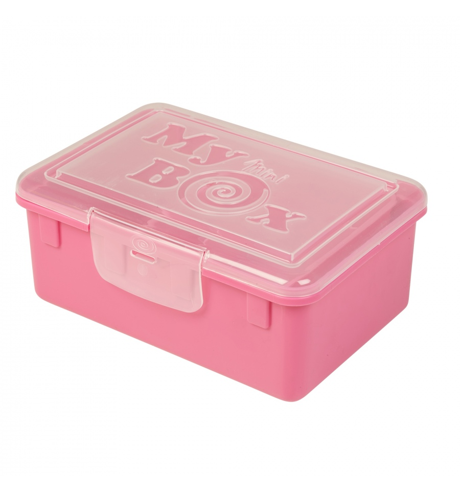 Storage Box With Removable Tray 976444