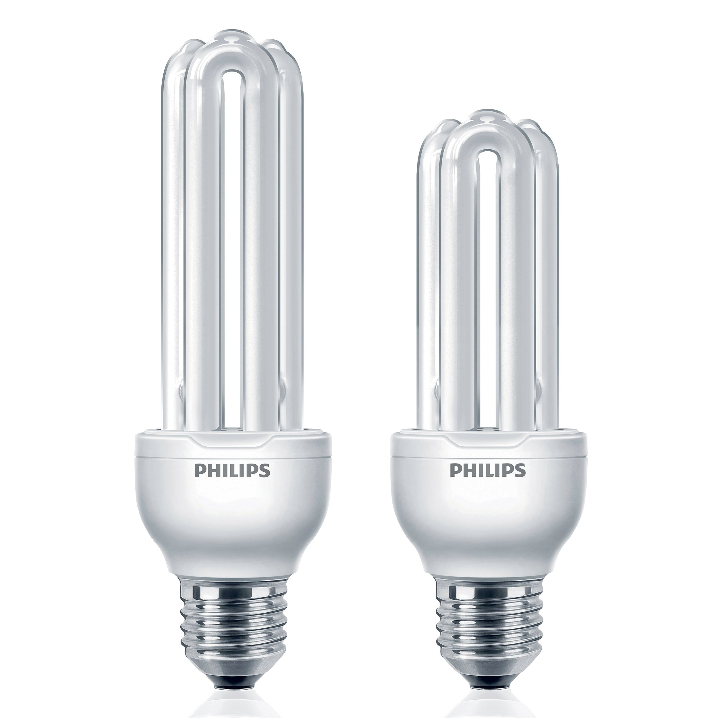 Philips 11w 23w Energy Saving Light Bulbs B22 E27 Fittings Warm White Cool Day