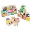 Wooden Letters & Numbers Playset [983042]