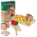 Wooden Food Playset [983059]