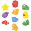 Lifetime 10pc Bath Animal Figures [861104]