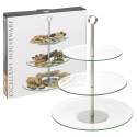 Glass Cake Stand 3 Layer [933370]