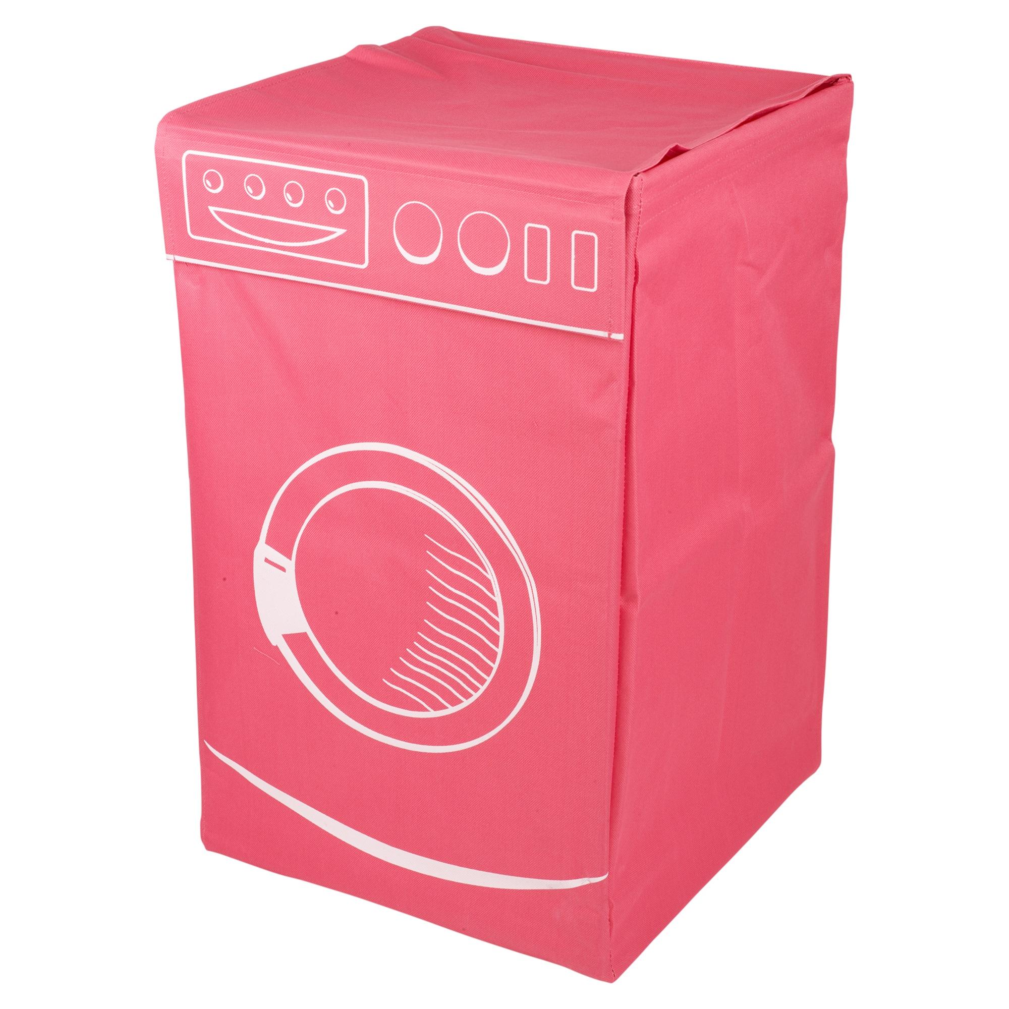 Large washing machine style laundry basket storage - Way laundry hamper ...