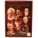 Great Inventors - Limited Edition - Poker Chips