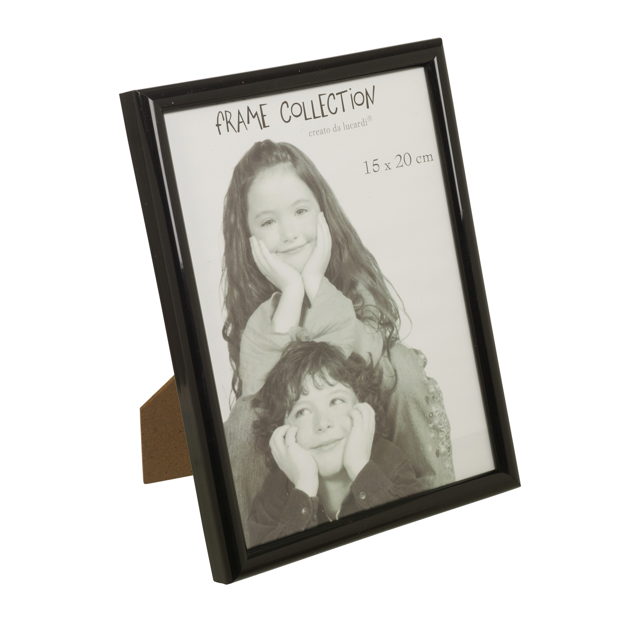 Free standing or wall hanging picture photo frames for Photo clip wall frame