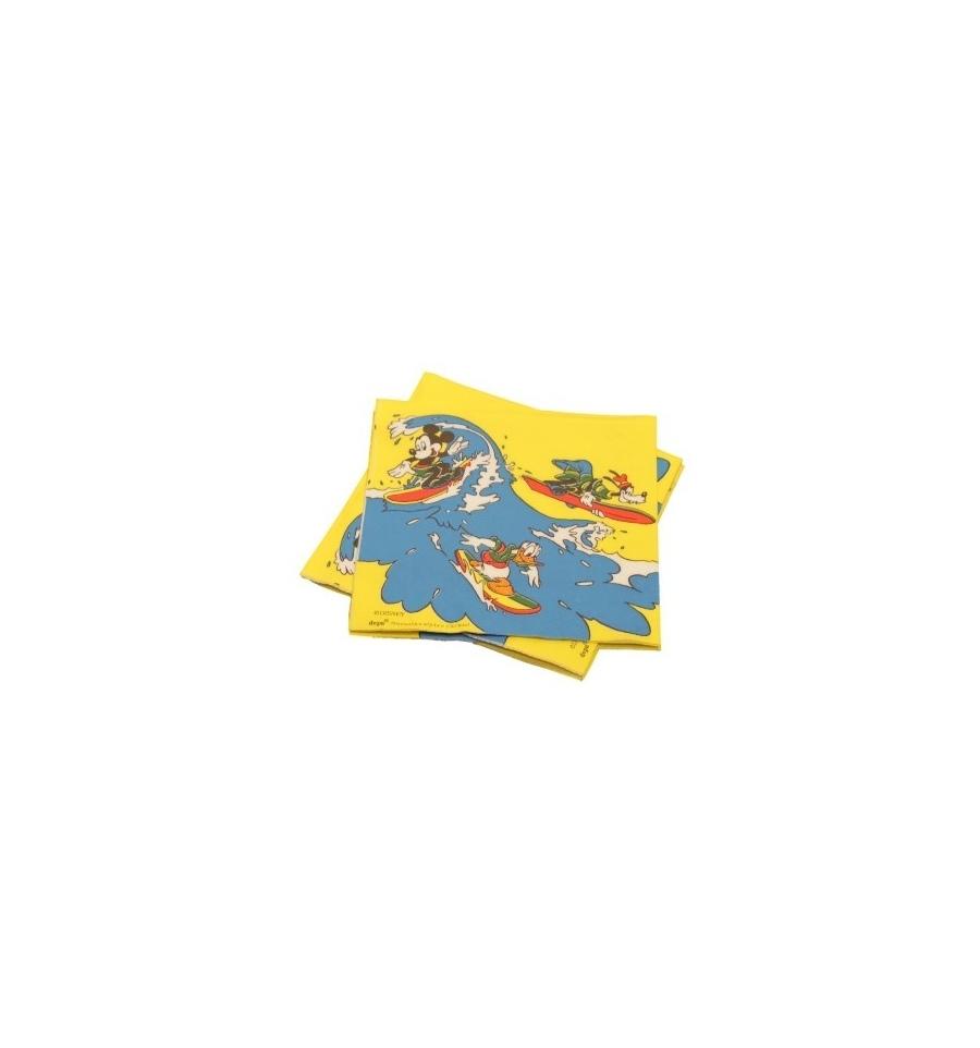 Disney Donald Duck Pack Of 20 Napkins Serviettes