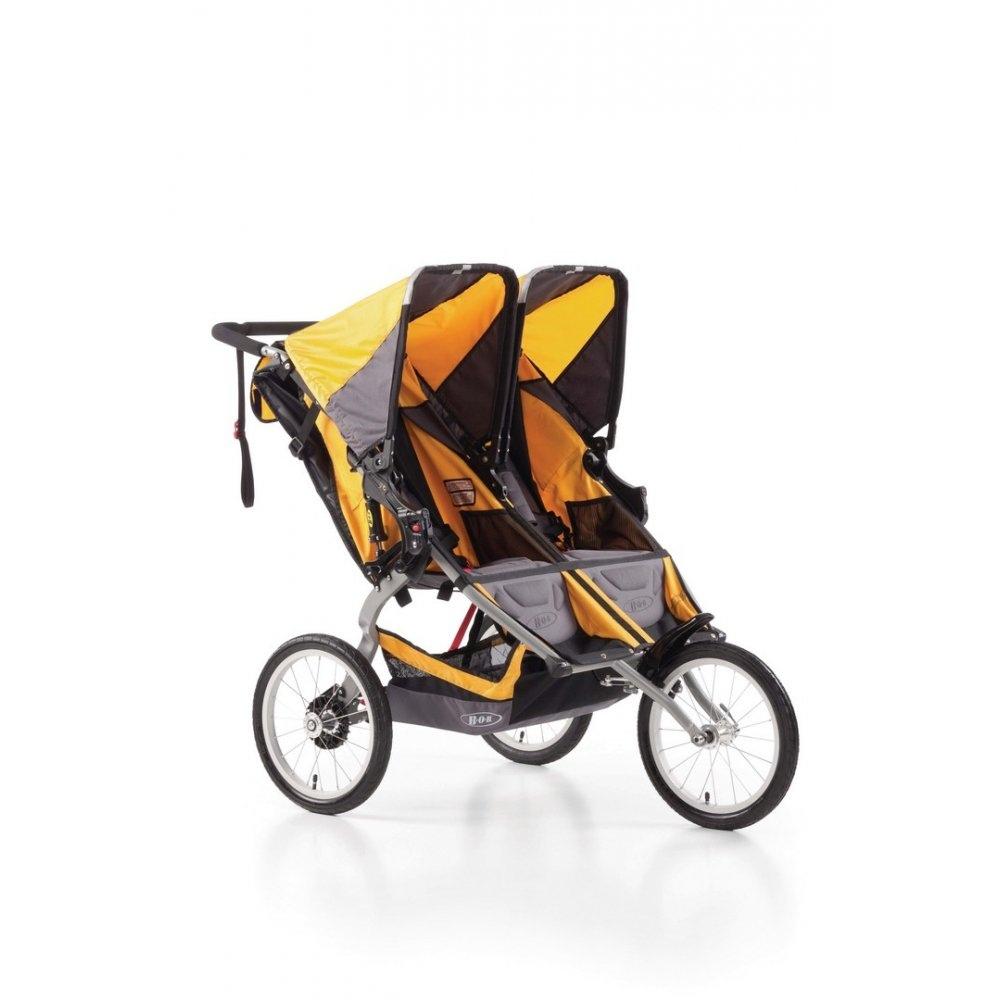 Britax Ironman Sport Utility Double Stroller Pushchair
