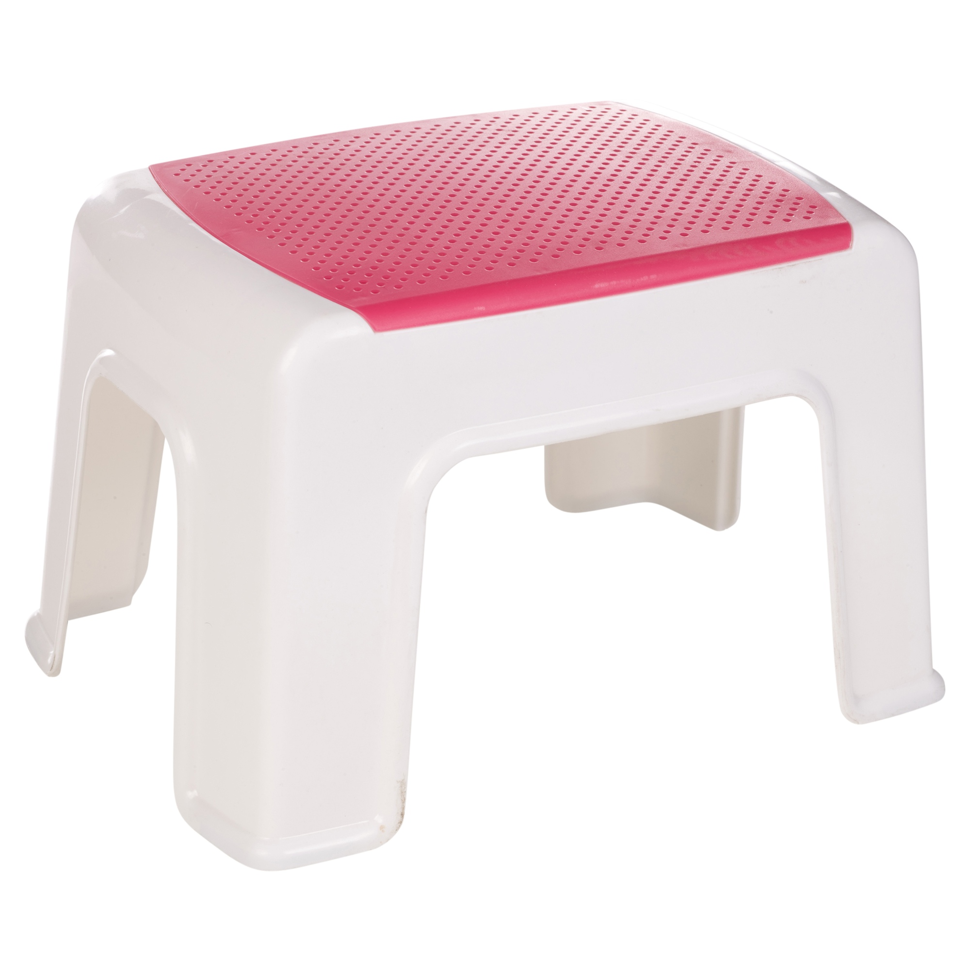 #A72445  Sturdy Plastic Step Stool Home Kitchen Stacking Footstool Kids NEW with 2000x2000 px of Recommended Plastic Stackable Stools 20002000 save image @ avoidforclosure.info