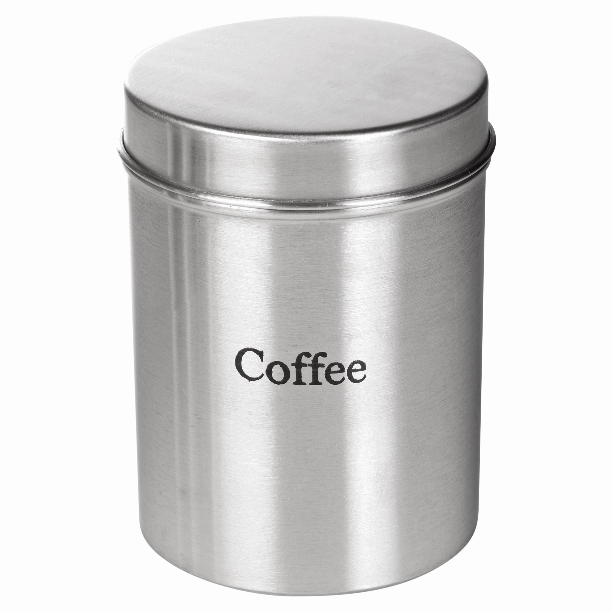 Stainless steel storage containers for kitchen - 3pc Stainless Steel Storage Tins 430670 Rrp 11 99