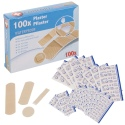 100x Waterproof Plasters [483399]